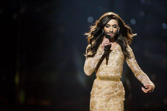 Austria's Conchita pulls out of Edinburgh show over visa row