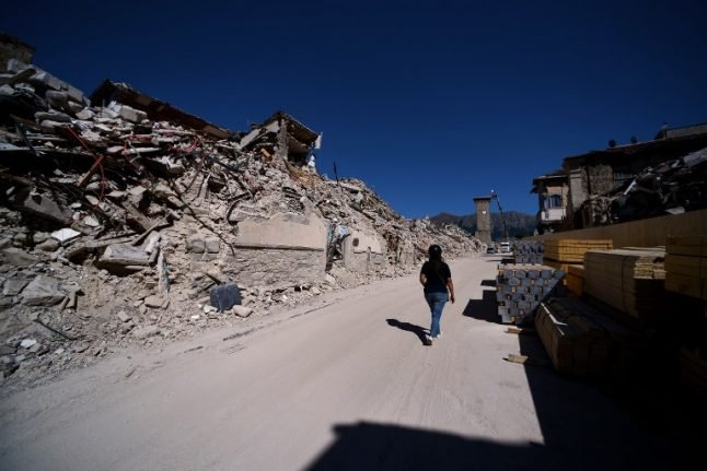 MEPs approve €1.2 billion in aid for quake-struck regions in Italy