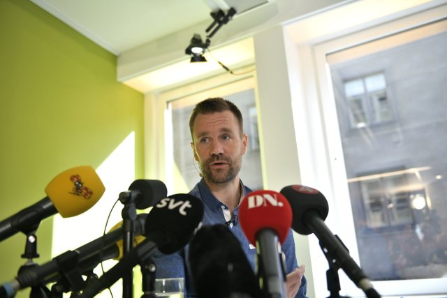 Swedish hostage Johan Gustafsson 'pretended to be Muslim' to survive