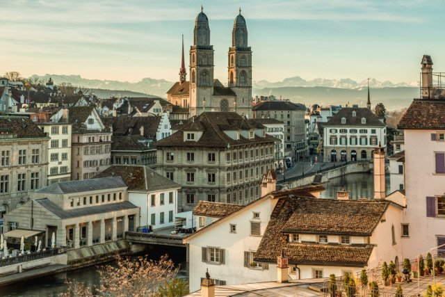 Zurich is the most expensive place to buy a home in Switzerland