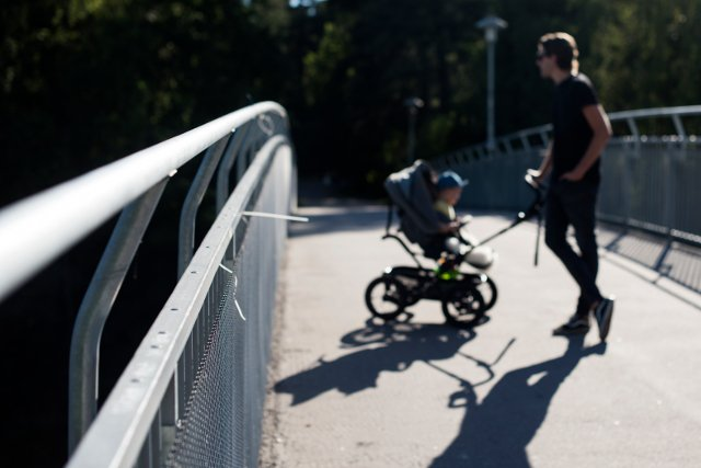 First same-sex overseas adoption takes place in Sweden