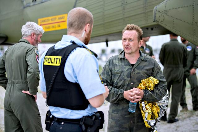Danish submarine inventor Peter Madsen to appear in court over Swedish journalist's death