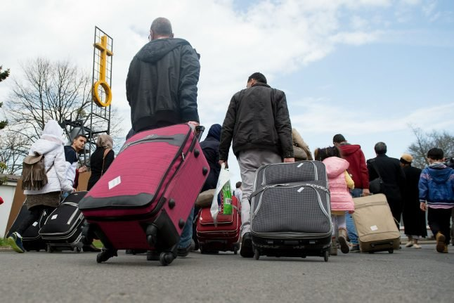 Sharp rise in asylum appeals leaves court system struggling to cope