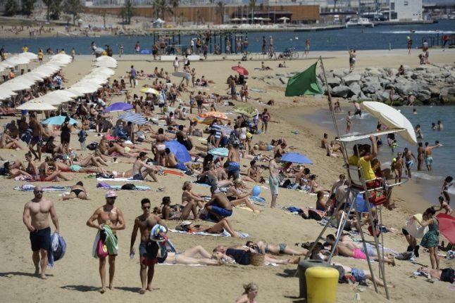 July smashes historical records for tourist arrivals in Spain despite backlash