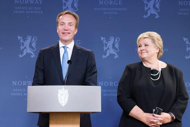Norway FM Brende named new World Economic Forum president