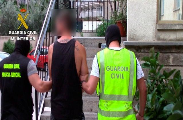 Twelve Brits arrested in Magaluf drug bust