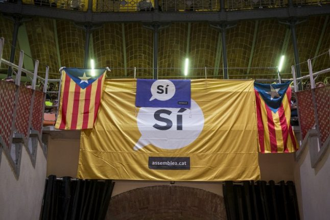 Spain tightens control over Catalan spending as tensions soar