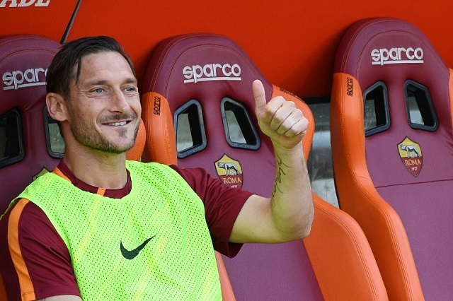 Roma legend Totti returns to club for 'new adventure' as director