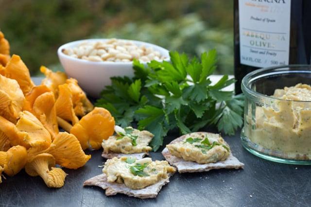 Mushroom recipe: How to make chanterelle pesto