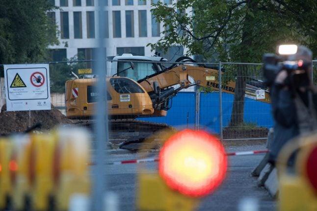'Blockbuster' WWII bomb to force evacuation of 60,000 in Frankfurt