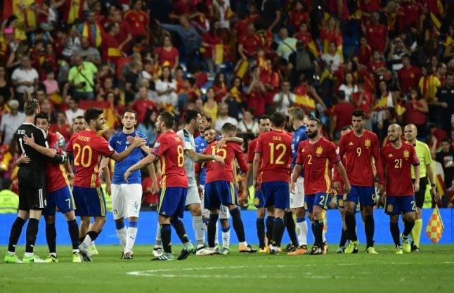 Spain's new generation puts world football summit in its sights