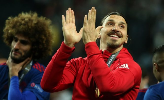 Zlatan vows to return better than ever