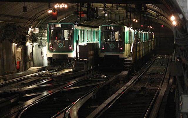 Air on Paris Metro system 'ten times dirtier than outside'