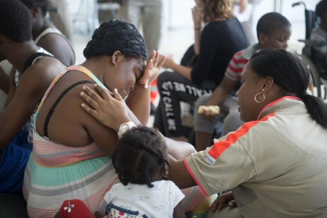 Blasted by Hurricane Irma, French Caribbean spared by Jose