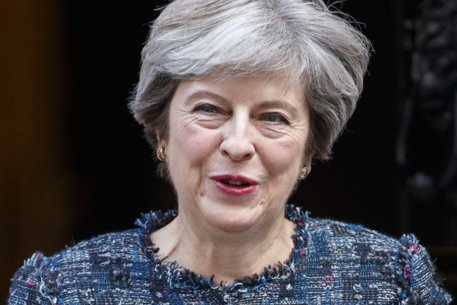 British PM to make Brexit speech in Florence in charm offensive to Italy