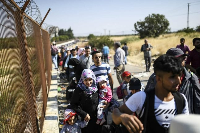 'Good time to take in your share of refugees': UN to Denmark
