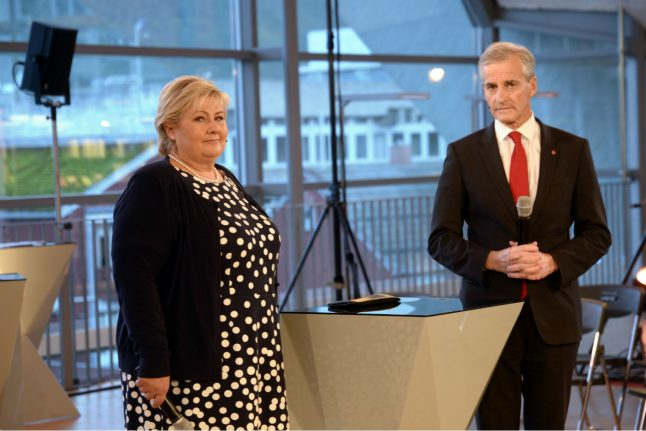 Solberg vs. Støre: the leaders battling for the Norwegian premiership