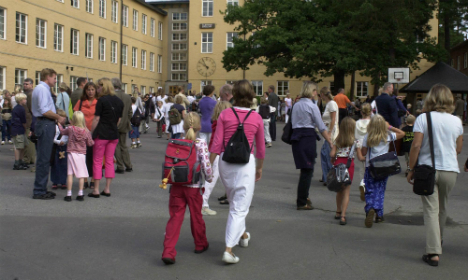 Croatian family's unexpected Swedish school encounter goes viral