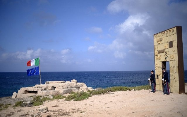 Lampedusa's anti-migration mayor says the island is 'collapsing'