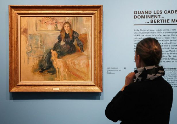 France: Monet's 'secret' art collection on show for first time
