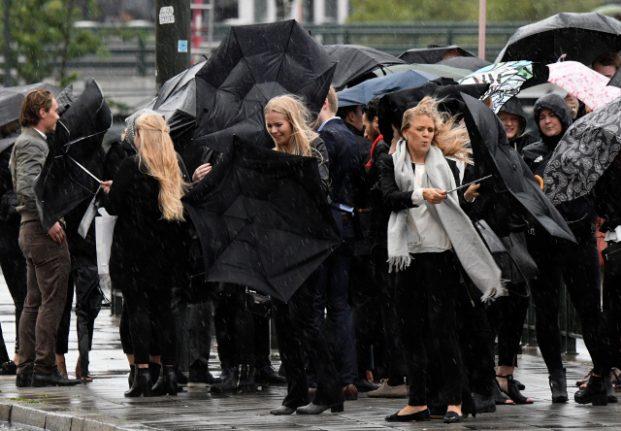 Sweden escapes worst of storm battering Europe