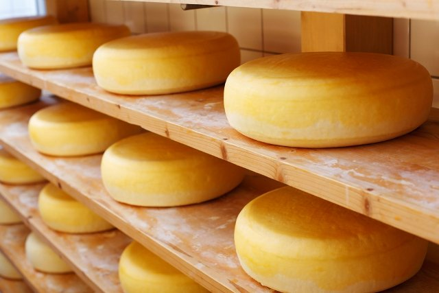Precious cheese rescued from landslide-hit Graubünden valley