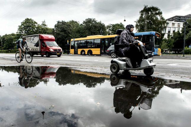 Denmark's 2017 summer had 'least sun for 17 years, most rain in six'