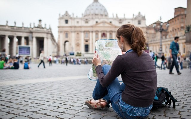 Record numbers of people visited Italy this summer