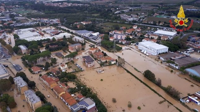 Floods kill at least six as storms thrash Italy