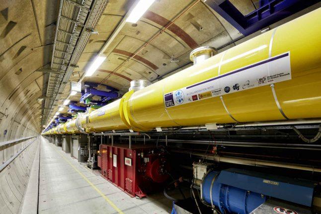 Monster X-ray laser in Hamburg offers glimpse into nano-world