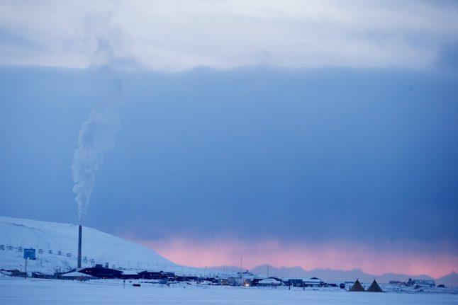VIDEO: 'Nobody dies in Longyearbyen'
