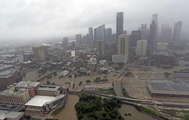 Dealing with Hurricane Harvey as a Texan expat living in Hamburg