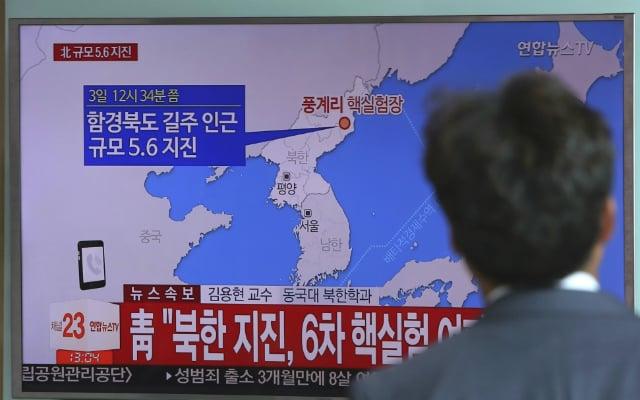 Swedish stocks take hit from North Korea H-bomb test