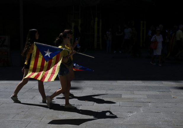 Catalan youths drive push for independence from Spain