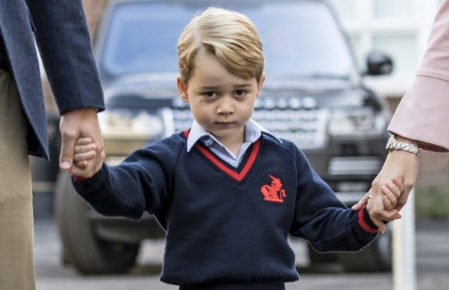 Prince George single-handedly boosts sales of Puy lentils