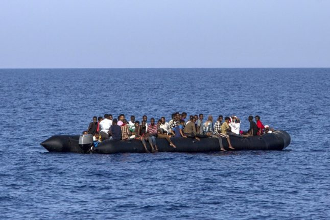 German NGO resumes migrant rescue ops off Libya