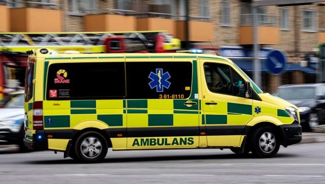 Two dead in Swedish train accident