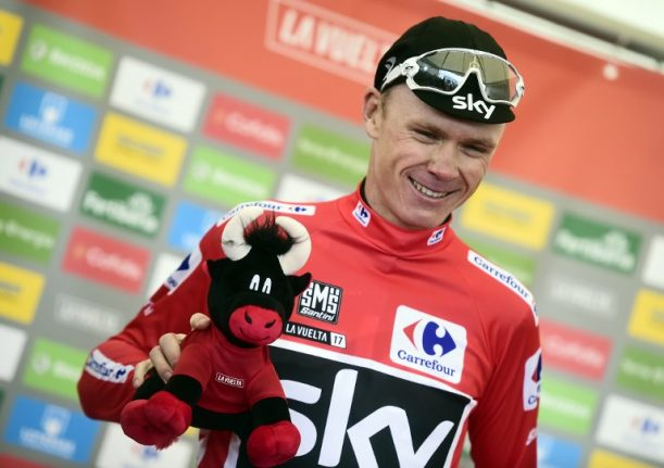 Historic Vuelta triumph cements Froome's legacy
