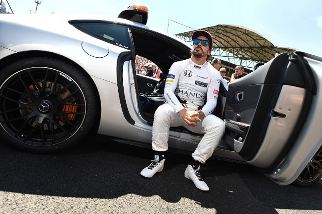 Italian Grand Prix: Alonso accuses stewards of drinking beer instead of watching race