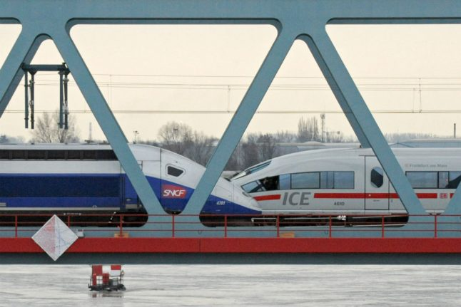 Germany's Siemens, France's Alstom merge to create new European rail champion