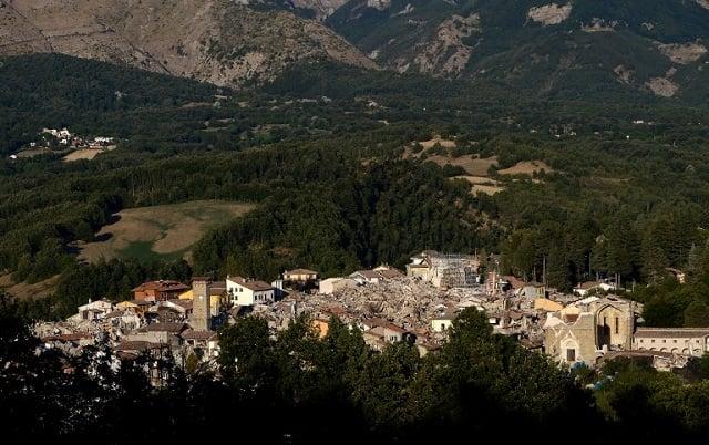 Amatrice and L'Aquila tremble again in 3.9 magnitude quake