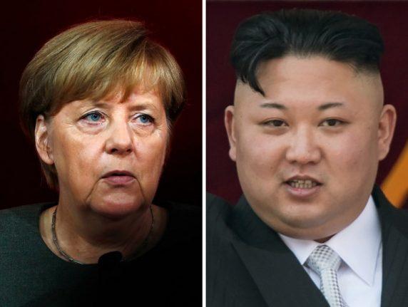 Germany open to Iran-style North Korea talks: Merkel