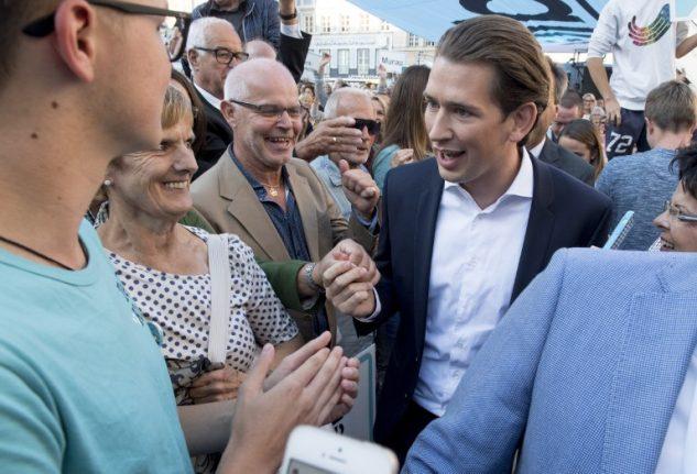 Why Austria's 'wonder boy' Sebastian Kurz is on course to win election