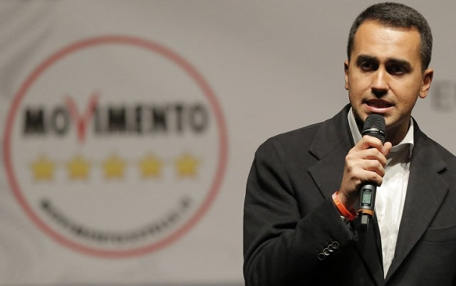 Italy's Five Star Movement gets ready to choose its candidate for PM