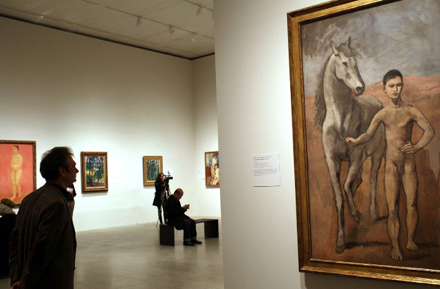 Iconic artworks to come to Paris for blockbuster show
