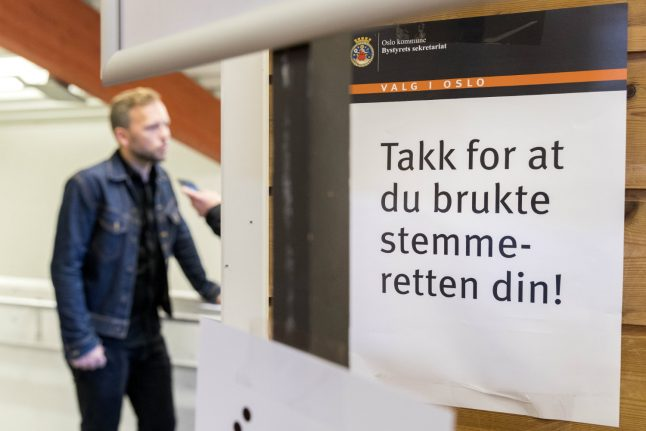 Here's what Norway's newspapers are saying about election day