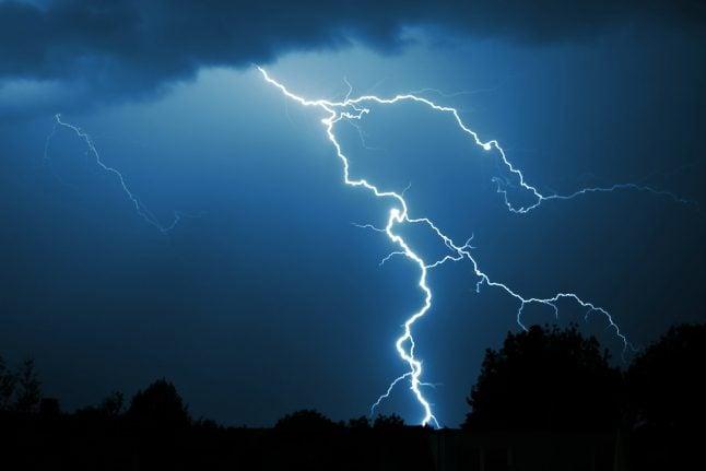 15 injured as lightning strikes French music festival