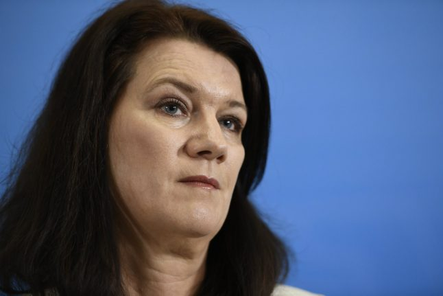 Sweden's Säpo did not inform me of seriousness of IT leaks: Ann Linde