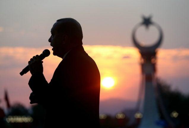 Turkey slams German 'populism' after Merkel shift on EU talks