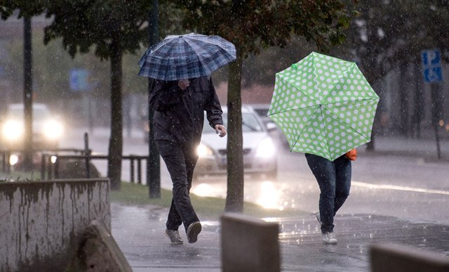 Soaked western Sweden told to brace for more rain